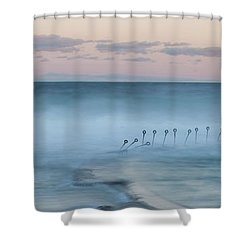 Shower Curtain featuring the photograph Spirit Of The Ocean by Az Jackson