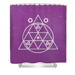 Spiritual Awakening Shower Curtain