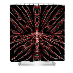 Spiritual Shower Curtain