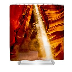 Spirit Light Shower Curtain