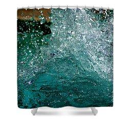 Splash Shower Curtain