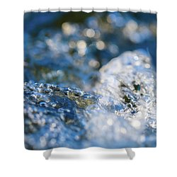 Splash One Shower Curtain