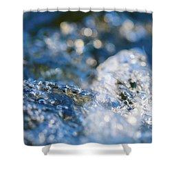 Splash One Shower Curtain