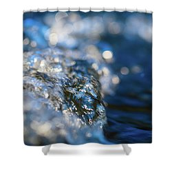Splash Three Shower Curtain