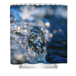 Splash Three Shower Curtain