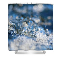 Splash Two Shower Curtain