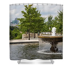 Splashable Charlotte Shower Curtain
