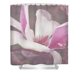 Shower Curtain featuring the photograph Splendid Tulip Tree  by Toni Hopper
