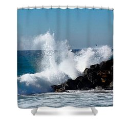 Splishsplash Shower Curtain