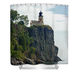 Split Rock Lightouse Shower Curtain