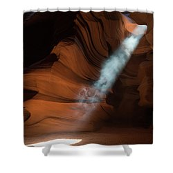 Spotlight Shower Curtain