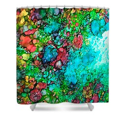 Spring 02 Shower Curtain