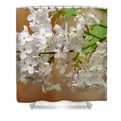 Shower Curtain featuring the photograph Spring 2016 15 by Cendrine Marrouat
