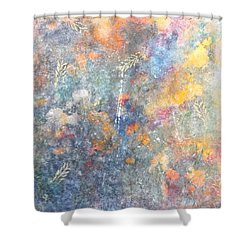 Spring Creation Shower Curtain