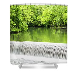 Shower Curtain featuring the photograph Spring Days In Helena by Parker Cunningham