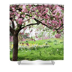 Shower Curtain featuring the photograph Spring Fever by Jessica Jenney