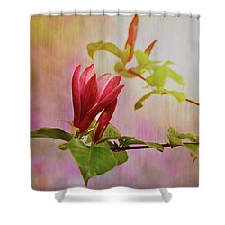 Spring Flare Shower Curtain