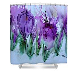 Spring Has Sprung Shower Curtain