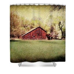 Spring In Nebraska Shower Curtain