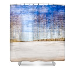 Spring In The Slumberland Forest Shower Curtain