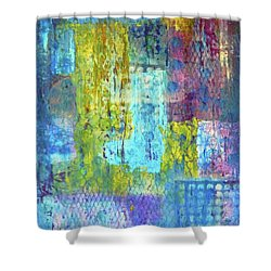 Spring Into Summer Shower Curtain by Everette McMahan jr
