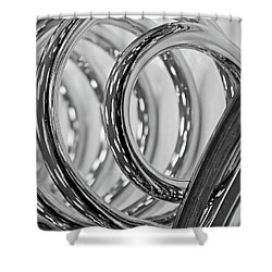 Shower Curtain featuring the photograph Spring by Kristin Elmquist
