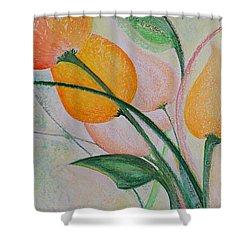 Spring Light Shower Curtain