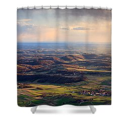 Spring Magic Shower Curtain