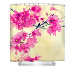 Shower Curtain featuring the photograph Spring Magic by Julie Andel