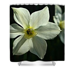 Spring Perennial Shower Curtain