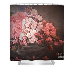 Spring Time Shower Curtain by Sorin Apostolescu