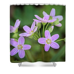 Shower Curtain featuring the photograph Spring Vibe by Bill Pevlor