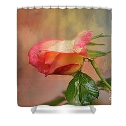 Springing Forth Shower Curtain