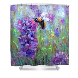 Spring's Treat Shower Curtain