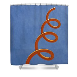 Shower Curtain featuring the photograph Sprung by Christina Lihani