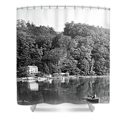 Spuyen Duyvil, 1893 Shower Curtain