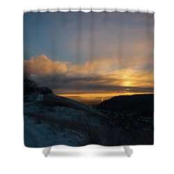 Srl-1 Shower Curtain