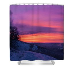 Srp-3 Shower Curtain