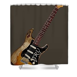 Srv Number One Shower Curtain