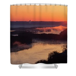 Srw-1 Shower Curtain