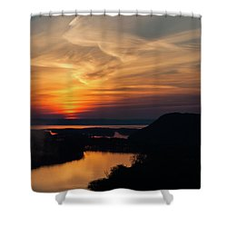 Srw-11 Shower Curtain