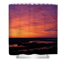 Srw-18 Shower Curtain