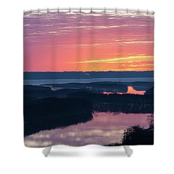 Srw-2 Shower Curtain