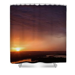 Srw-25 Shower Curtain