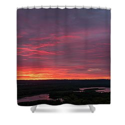 Srw-33 Shower Curtain