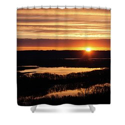 Srw-7 Shower Curtain