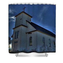 St Agnes Shower Curtain
