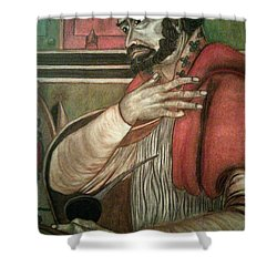 St. Augustine Shower Curtain