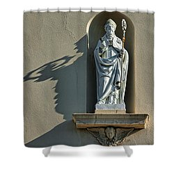 St. Augustine Of Hippo Shower Curtain