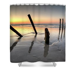 St Clair Sunset Shower Curtain